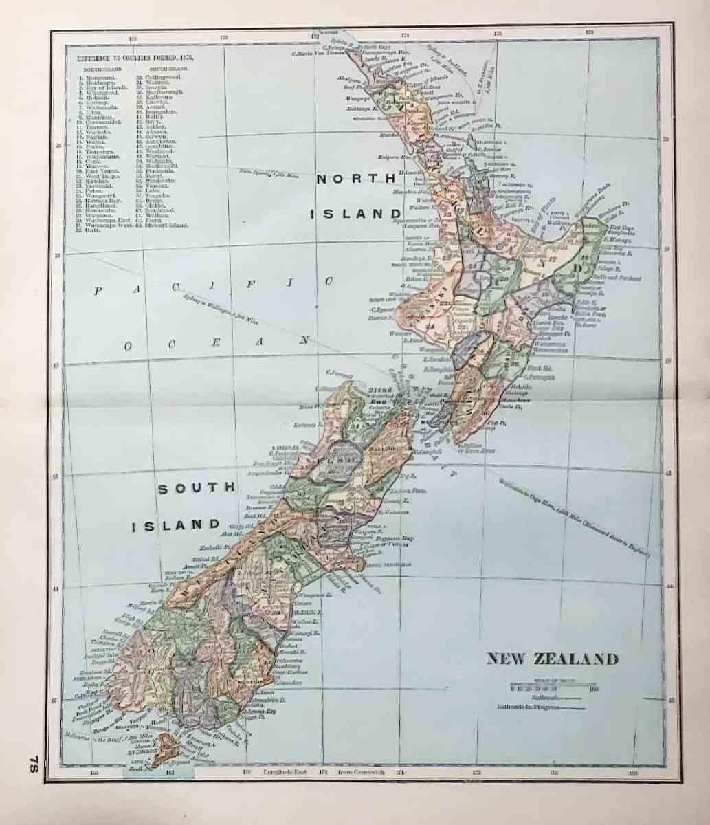 #3313 New Zealand1894