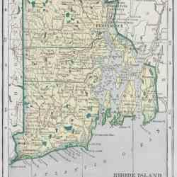 #4212 Rhode Island 1921