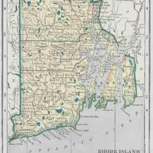 #4212 Rhode Island, 1912