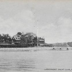 #4229 Larchmont Yacht Club 1909