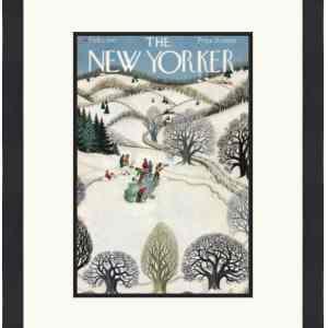 Original New Yorker Cover February 1, 1947