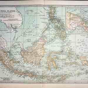 #4554 East India Islands, 1903
