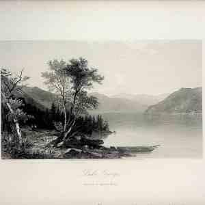 #4990 Lake George, 1874