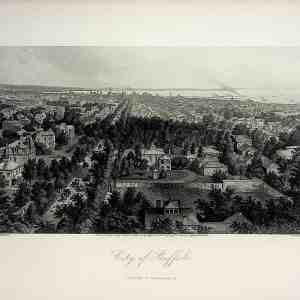 #4995 City of Buffalo, 1874