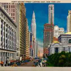 #5282 42nd street 1940s