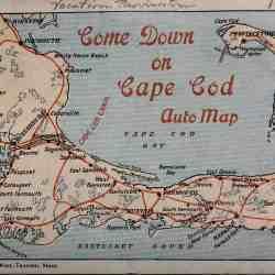 #5287 Cape Cod 1919