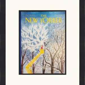 Original New Yorker Cover December 20, 1993