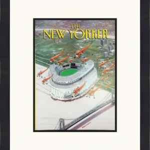 Original New Yorker Cover October 18, 1993