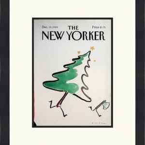 Original New Yorker Cover December 19, 1988