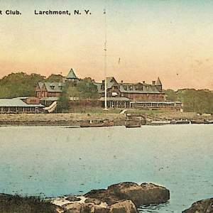 #5314 Larchmont Yacht Club, 1921