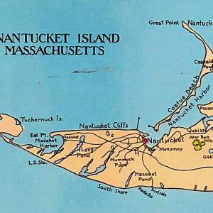 #5359 Nantucket Island, 1954