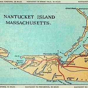 #5364 Nantucket Island, 1944