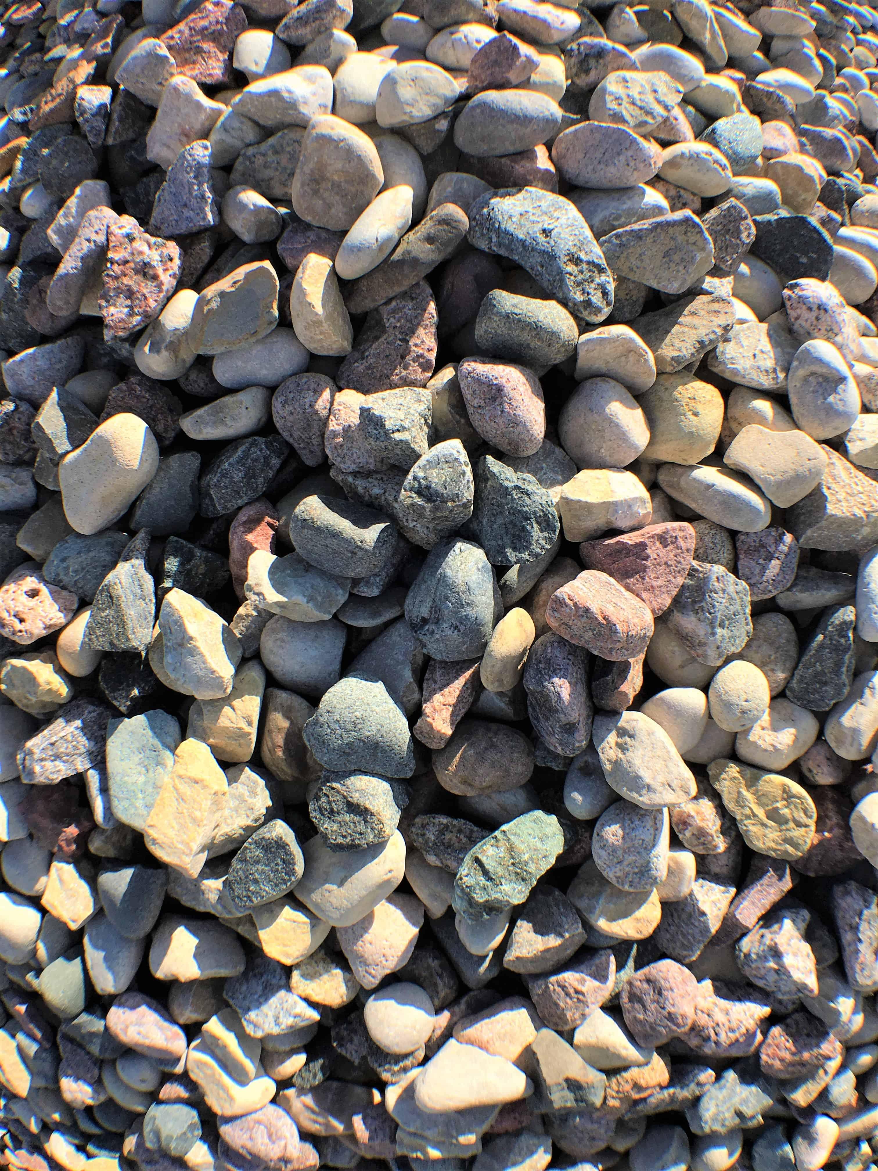 Smooth Decorative Stones