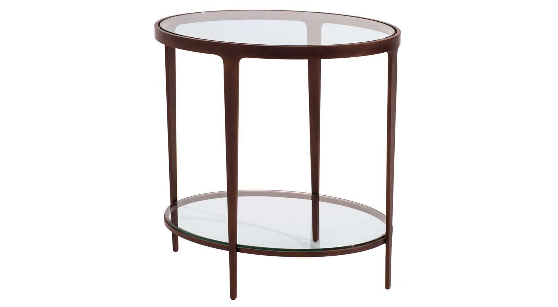 Circle Furniture - Ellipse End Table