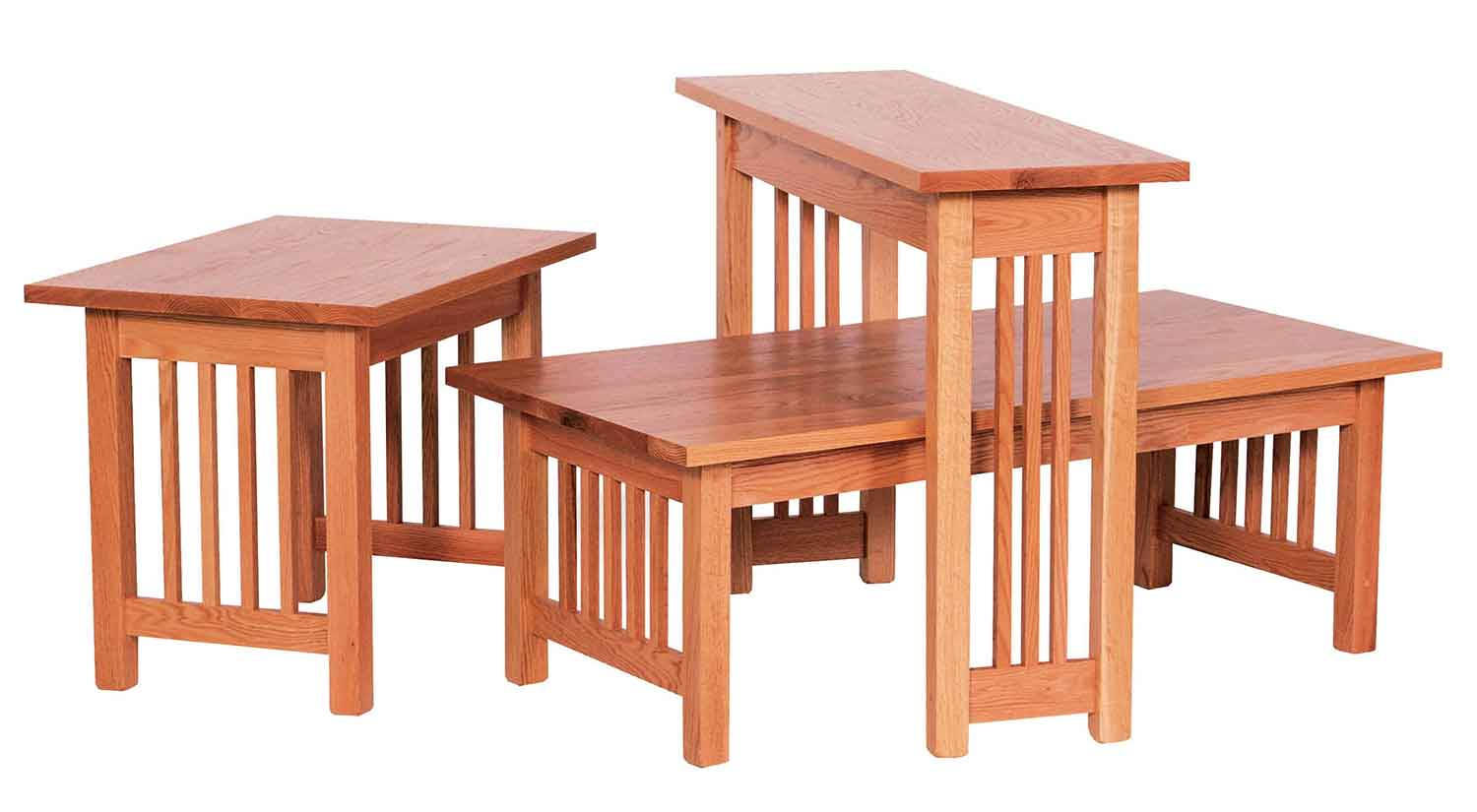 Circle Furniture - Mission Occasional Tables