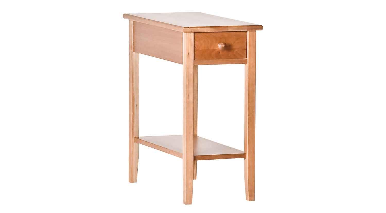 Circle Furniture - Shaker Narrow Side Table