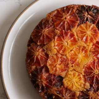 Ottolenghi Orange Polenta Cake