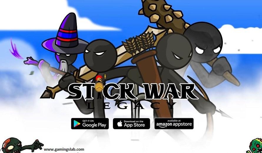 Stick Wars Legacy Game
