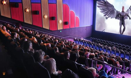 What does RPX mean in a movie theater?
