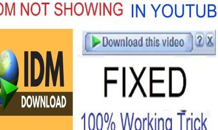 IDM-bar-not-showing-in-YouTube-Google-chrome