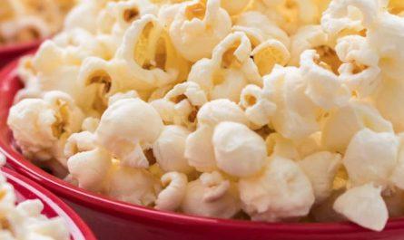 smell like popcorn