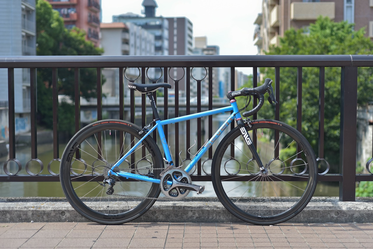 Seven Cycles Axiom Steel