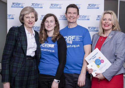 JDRF's #Type1Catalyst at Parliament