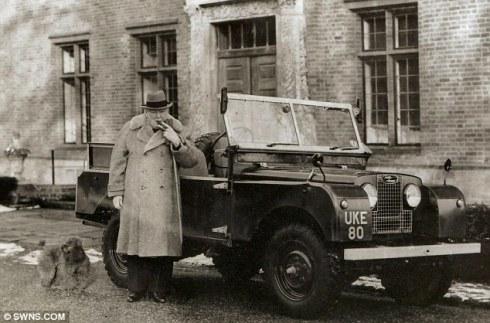 Churchill & his Series I