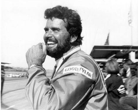 James Garner at Daytona 1969