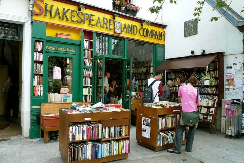 Shakespeare & Company - Paris