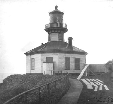 Scotch Cap Lighthouse 1903