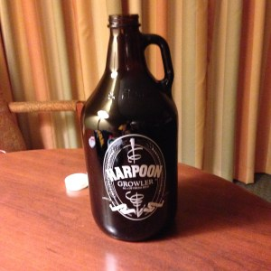 Harpoon Growler