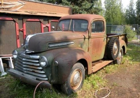 1943 Mercury Pick up