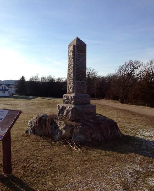 Schwandt Monument