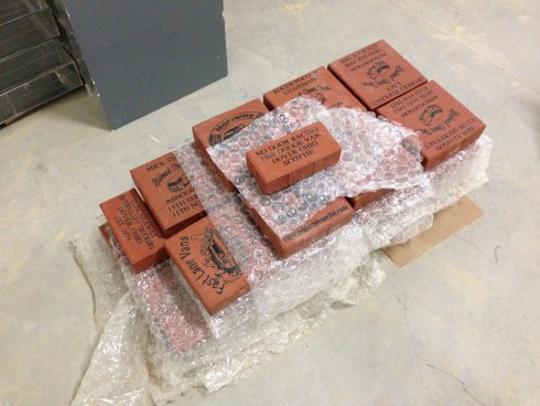 Bricks for Vans