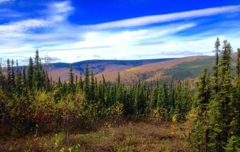 September on the Hill