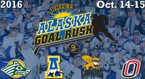 Alaska Goal Rush