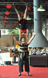 Experimento Circo - Foto: Carlos Guller