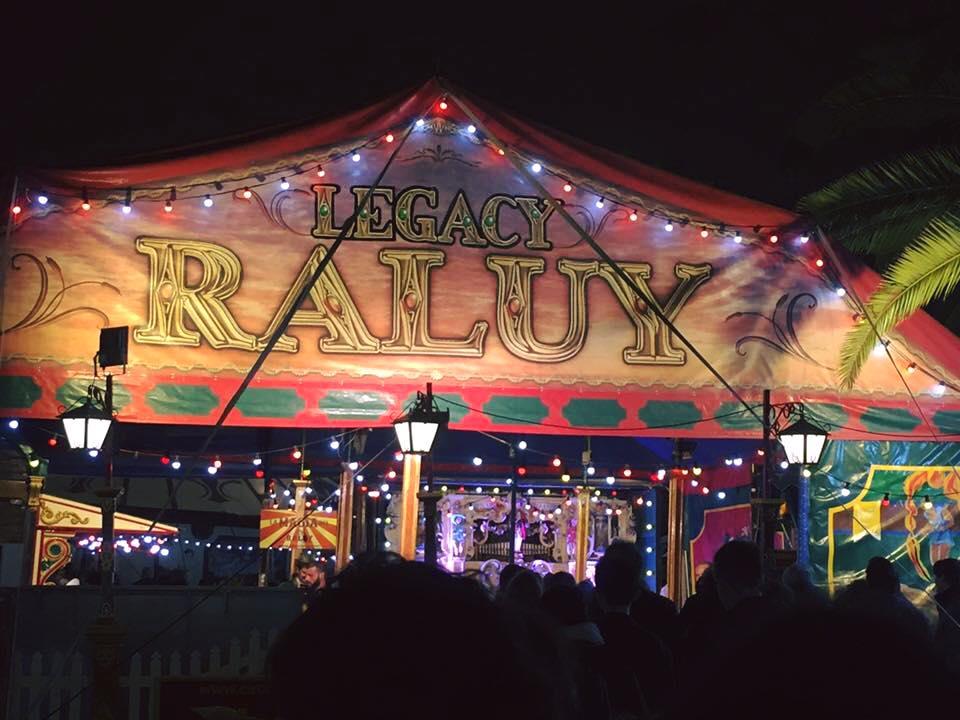 Experiencia del Circo Raluy en Barcelona