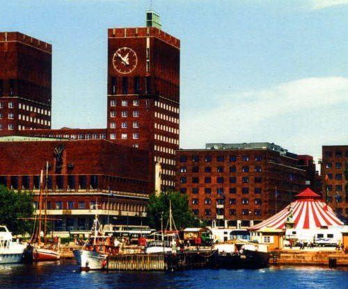 Circo Raluy en Oslo