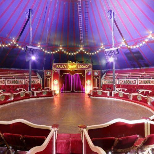 La Sala del Circo Raluy