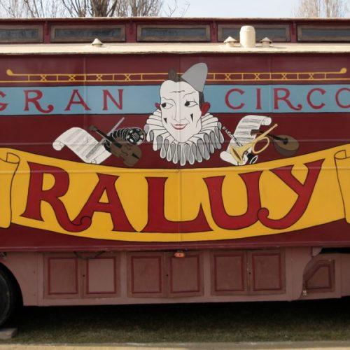 Carromatos del Circo Raluy