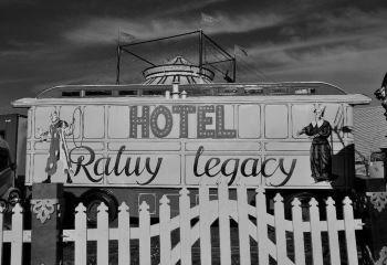 hotel con encanto Circo Raluy
