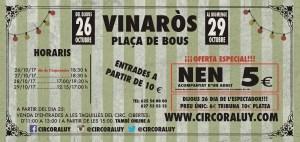 Circo Raluy Vinaros 2017