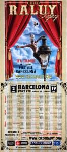 horarios circo raluy barcelona