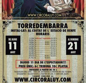 Circo Raluy Entradas