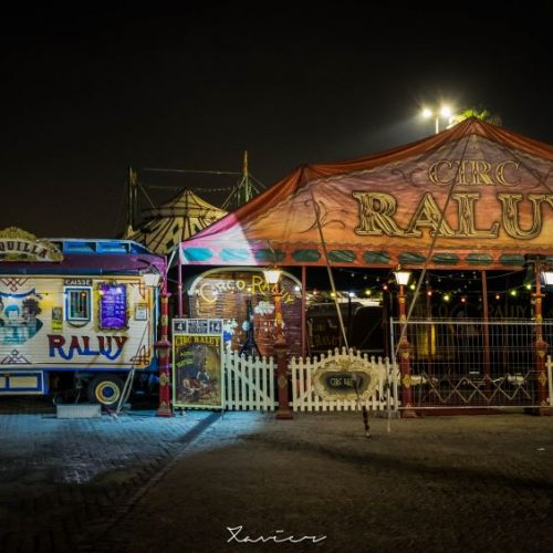 Circo Raluy Barcelona noche 2