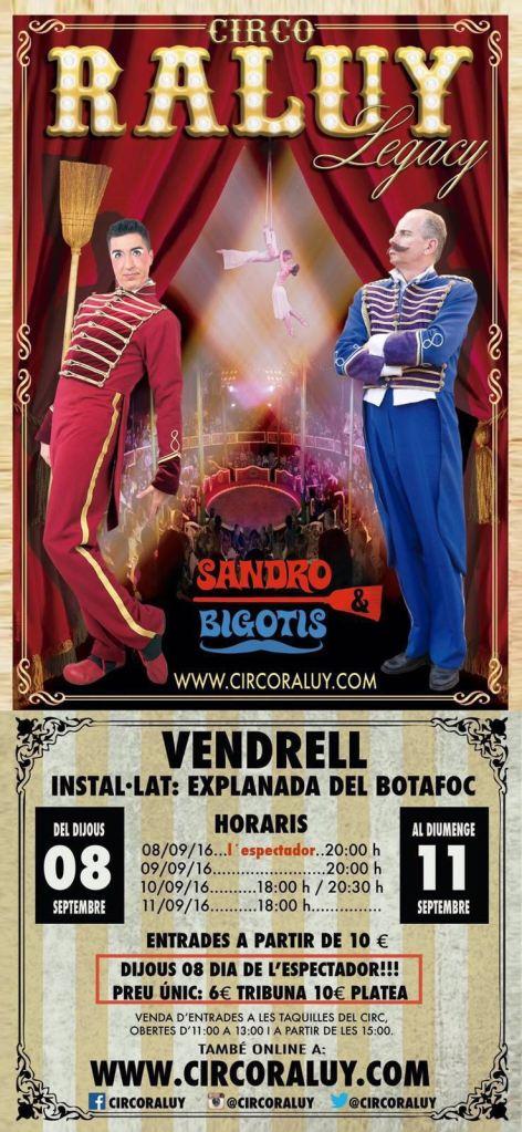 Circo Raluy El Vendrell