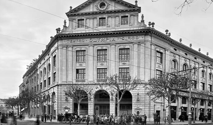 Teatro Olympia Circo en Barcelona