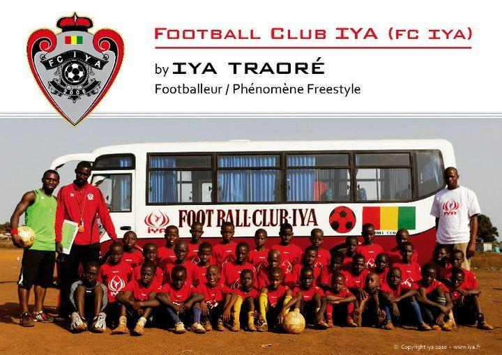 FC IYA by Iya Traoré